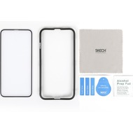 Skech Frontier Full-Fit 2,5D Tempered Glass Displayschutz, Apple iPhone 11 Pro Max /  XS Max