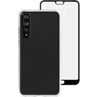 Skech Matrix SE Case + Glas Displayschutz | Huawei P20 Pro | transparent | SK18-BD-MTX