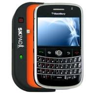 SKPAD Zusatzakku für Blackberry Bold 2400 mAH