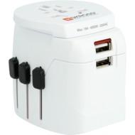 Skross PRO Light USB - World