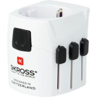 Skross Reiseadapter Pro Light