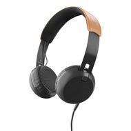Skullcandy Headset Skullcandy GRIND ON-EAR W/ TAP TECH BLACK/ BLACK/ TAN