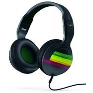 Skullcandy Headset HESH 2 Rasta, schwarz