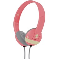 Skullcandy Headset UPROAR SLAP ILL Famed/ Coral/ Cream w/ Tap Tech