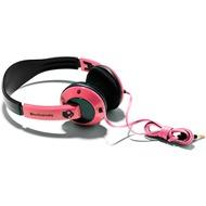 Skullcandy Stereo Kopfhörer Uprock, pink-schwarz