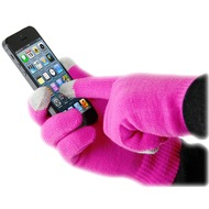 Thumbs Up Smart Glove (pink) für iPhone/ iPad