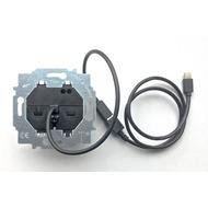 smart:)things sCharge s17 - Unterputz-Netzteil speziell für sDock fix inkl. Micro USB auf Lightning Adapter