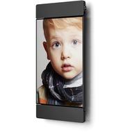 smart:)things smart things sDock mini, schwarz -  Wandhalterung/ Ladestation mit Lightning-Dock / Fotorahmen für iPad Mini 1, 2 , 3