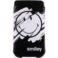Smiley Urban - Handyhülle für Samsung Galaxy S3, schwarz