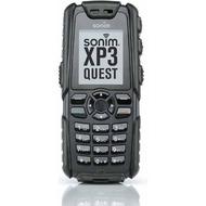 sonim XP3 Quest schwarz