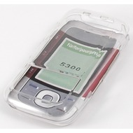 Click-On Oberschale Crystal Case Nokia 5300