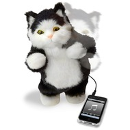 Dancing Cat Speaker (3,5 mm Klinke)