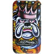 Ed Hardy Faceplate King Dog für iPhone 3G