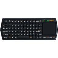 ELIVE Micro Tastatur KB250 mit LED-Leuchte (QWERTZ)