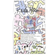 Keith Haring DigiClean Puzzle of Dancers