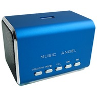 Music Angel Mini, blau