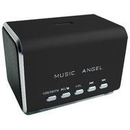 Music Angel Mini, schwarz