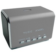 Music Angel Mini, silber