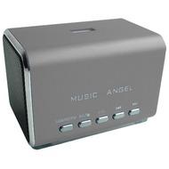 Music Angel Mini, silber