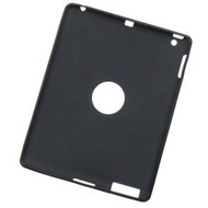 Silikon-Schutzhülle für Apple iPad 2, schwarz