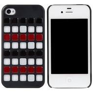 x-doria Cubit für iPhone 4 /  4S, schwarz