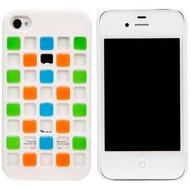 x-doria Cubit für iPhone 4/ 4S, weiß