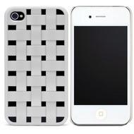 x-doria Engage Form für iPhone 4/ 4S, silber