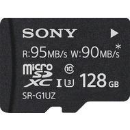 Sony 128 GB High Speed microSD Karte inkl. Standard Adapter