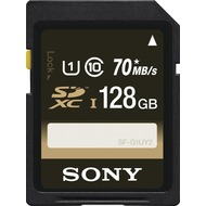 Sony 128 GB High Speed SDXC Karte UHS-I, Class 10