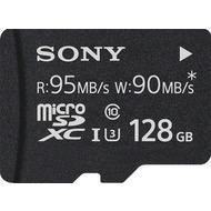 Sony 128 GB microSDXC Karte, Class 10, inkl. Standard Adapter