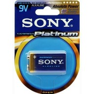 Sony Battery 9V 1er Sony Stamina Platinum Alkaline