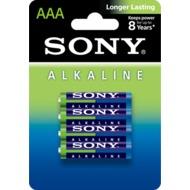 Sony Battery Alkaline AAA 4er Sony Stamina Platinum