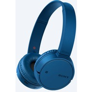 Sony Bluetooth-Bügelkopfhörer, blau
