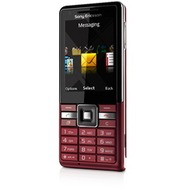 Sony Ericsson Naite, ginger red GreenHeart
