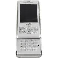 Sony Ericsson W595, Active Silver