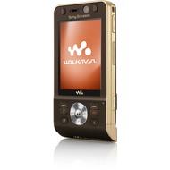 Sony Ericsson W910i, Havana Bronze