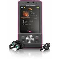 Sony Ericsson W910i, Pink