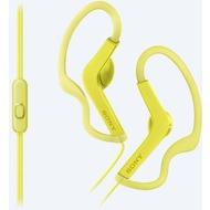 Sony MDR-AS210AP Sport-In-Ohr-Kopfhörer, gelb