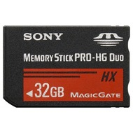 Sony Memory Stick Pro HG Duo HX 32GB