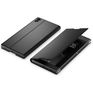 Sony SCSG40 Style Cover Flip für Xperia XA1 Ultra black