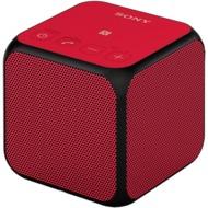 Sony SRS-X11R Bluetooth-Lautsprecher mit NFC, rot