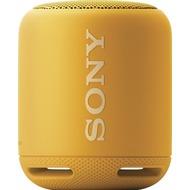 Sony SRS-XB10, kabelloser Lautsprecher mit Bluetooth, gelb
