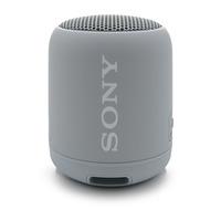 Sony SRS-XB12H, tragbarer Bluetooth Lautsprecher, grau