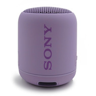 Sony SRS-XB12V, tragbarer Bluetooth Lautsprecher, violett