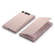 Sony Style Cover Stand SCSG50 für das Xperia XZ1  - pink