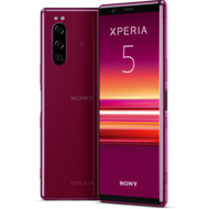 Sony Xperia 5 red