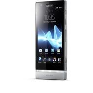 Sony Xperia P, silber