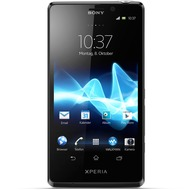 Sony Xperia T, silber