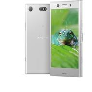 Sony Xperia XZ1 Compact - white silver