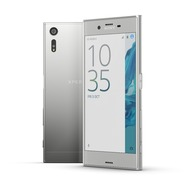 Sony Xperia XZ, platinum